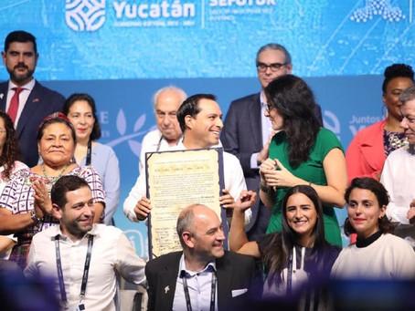 Yucatán. Estado de Paz