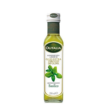 Ароматизированное оливковое масло базилик 250 мл