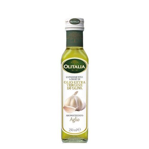 Ароматизированное оливковое масло чеснок 250 мл