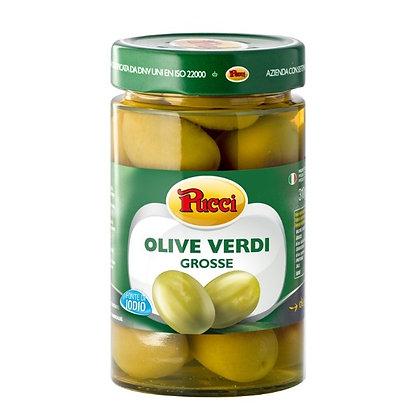 Оливки черные без косточки 400 г