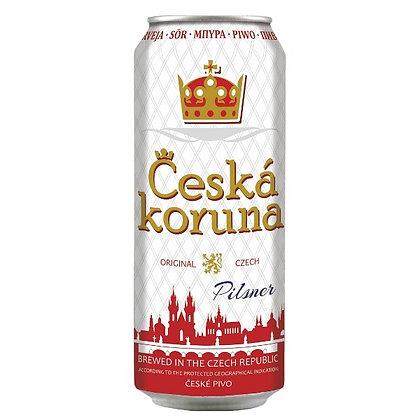 Пиво Česká Koruna Pilsner