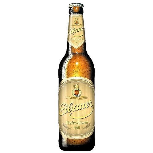 Пиво Eibauer Hefeweizen Hell 0,5 л бутылочное