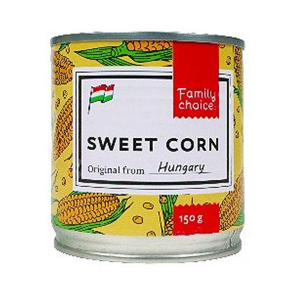 Кукуруза десертная