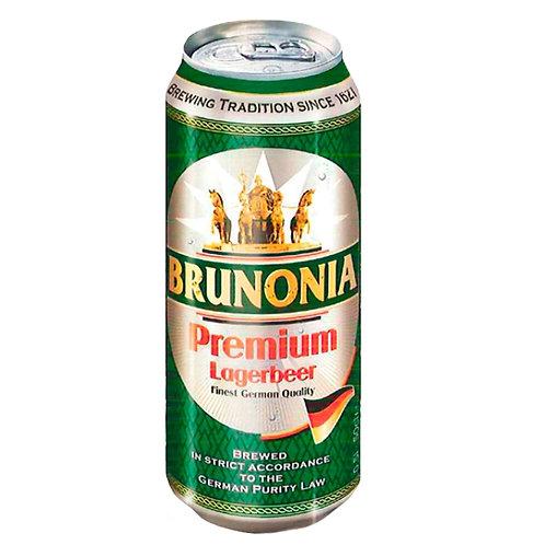 Пиво Brunonia Premium Lagerbeer
