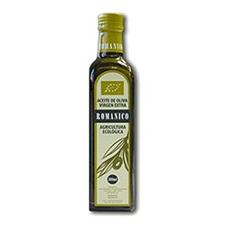 Оливковое масло «Romanico» Organic