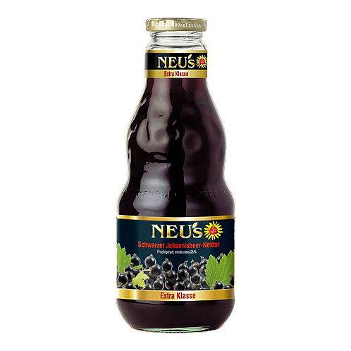 Нектар из чёрной смородины NEU's