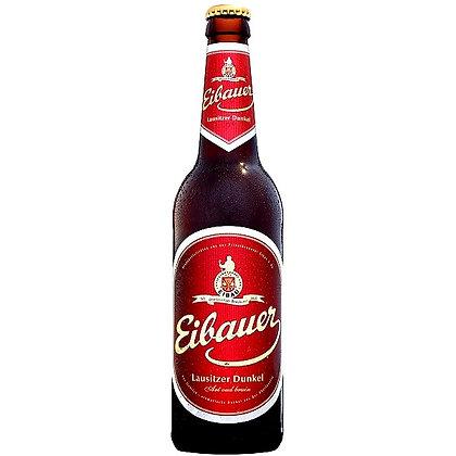 Пиво Eibauer Lausitzer Dunkel 0,5 л бутылочное