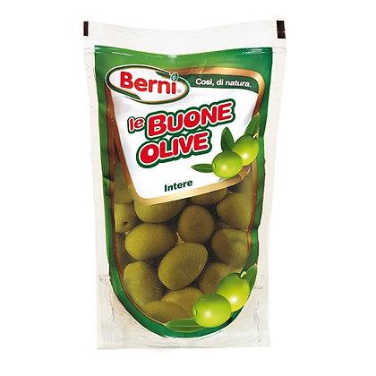 Оливки зелёные 200 г