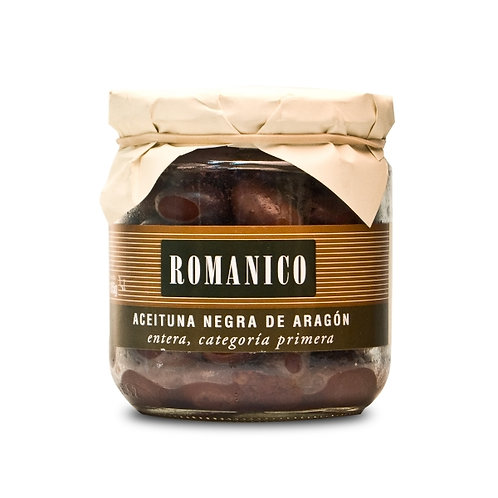 Оливки «Romanico» Negra Aragon