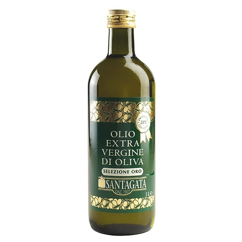 "Оливковое масло Santagata Extra Virgin ""Selezione Oro"" 1 л"