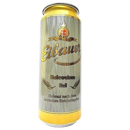Пиво Eibauer Hefeweizen Hell 0,5 л баночное