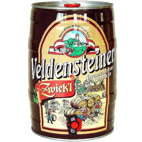 Пиво Veldensteiner Zwick'l