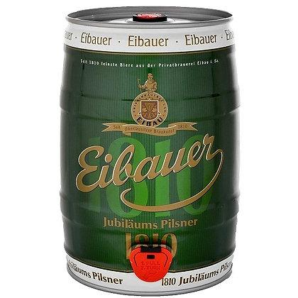 Пиво Eibauer Jubiläums Pilsner 1810 5 л бочонок