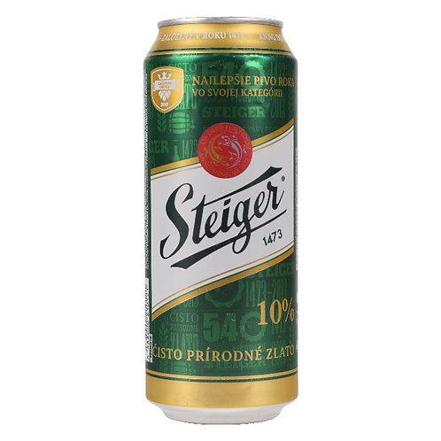 Пиво Steiger 10%