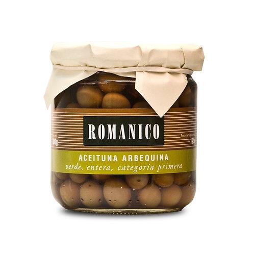 Оливки «Romanico» Arbequina