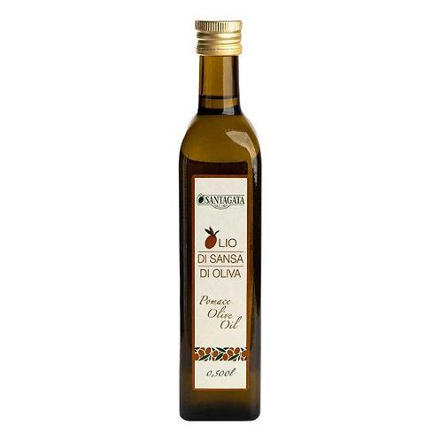 Оливковое масло из выжимок Santagata Pomace Olive Oil 0,5 л