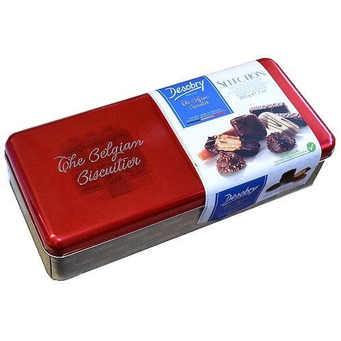 Печенье ассорти SELECTION (Red Tin)