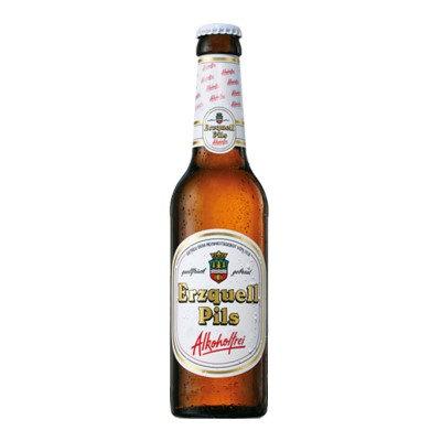 Пиво Erzquell Pils безалкогольное