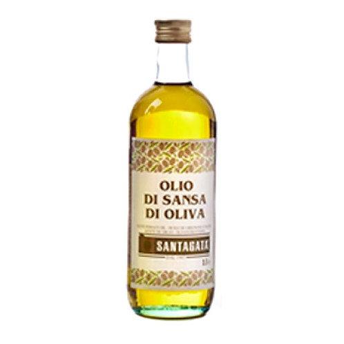 Масло из оливковых выжимок 750 мл