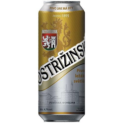 Пиво Postřižinské ležák svĕtlé