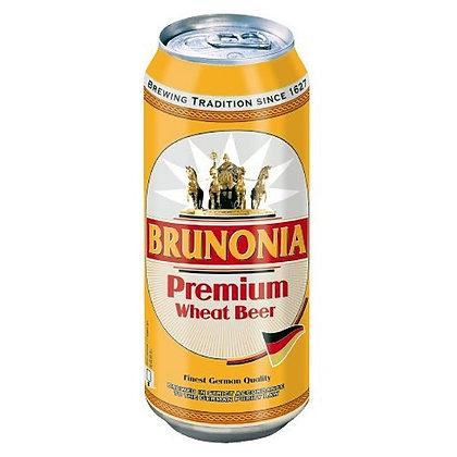 Пиво Brunonia Premium Wheatbeer