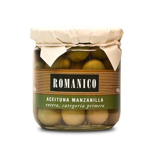 Оливки «Romanico» Manzanilla
