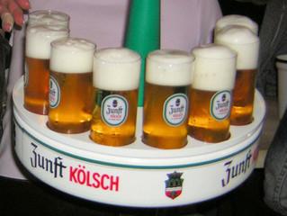Кёльш (Kölsch) - настоящее пиво Кёльна