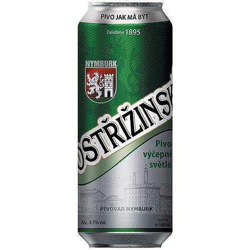 Пиво Postřižinské výčepní svĕtlé