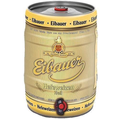 Пиво Eibauer Hefeweizen 5 л бочонок