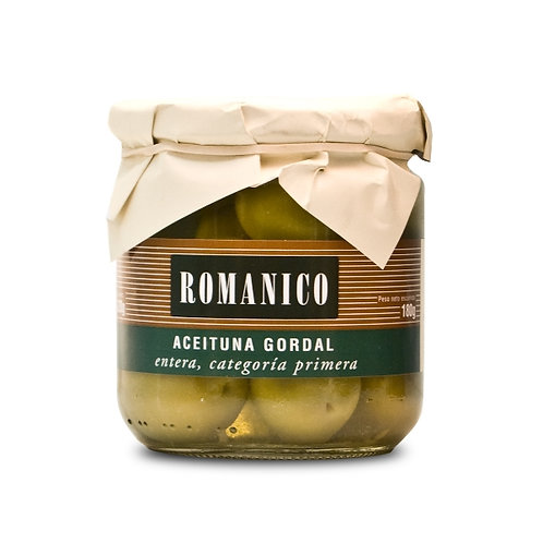 Оливки «Romanico» Gordal