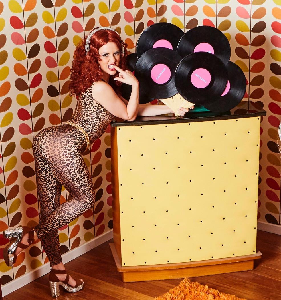 Dance Floor Hustlers Record Fans