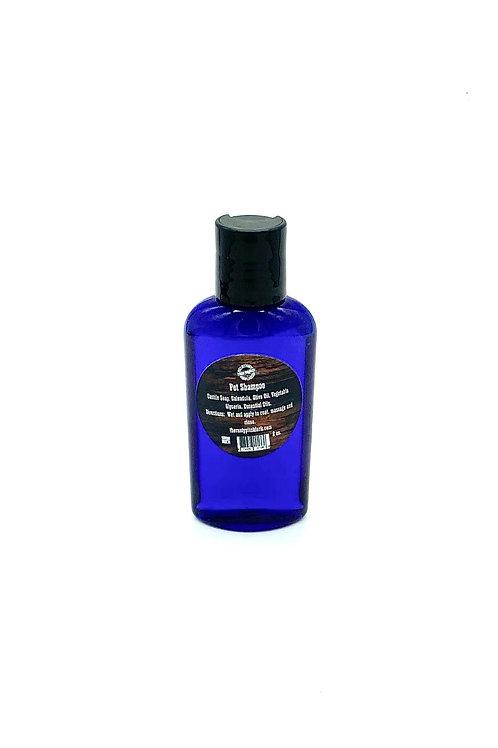 Pet Shampoo (Liquid)