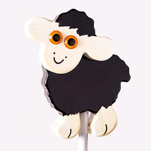 Black Sheep Garden Ornament