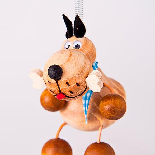 Dog light brown