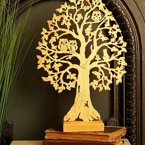 Owl Tree 1