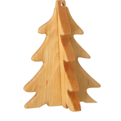 Christmas Tree 4D 6.5cm