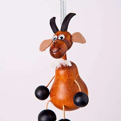 Goat brown
