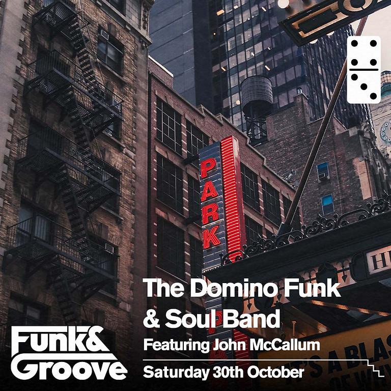 The Domino Funk & Soul Band Feat John McCallum