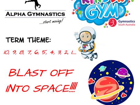 KinderGym Newsletter - Term 4 2020
