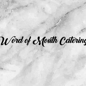 Word of Mouth Catering