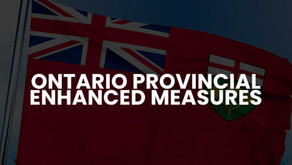 Province Implementing Enhanced Measures to Protect Ontarians from COVID-19