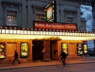 THE HEART OF ROBIN HOOD Moves to the Royal Alexandra Theater