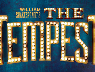 THE TEMPEST @ Chicago Shakespeare Theater