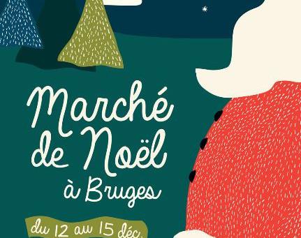 Bruges Créatif au marché de Noël
