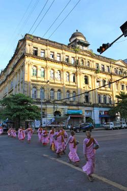 Restoring Rangoon
