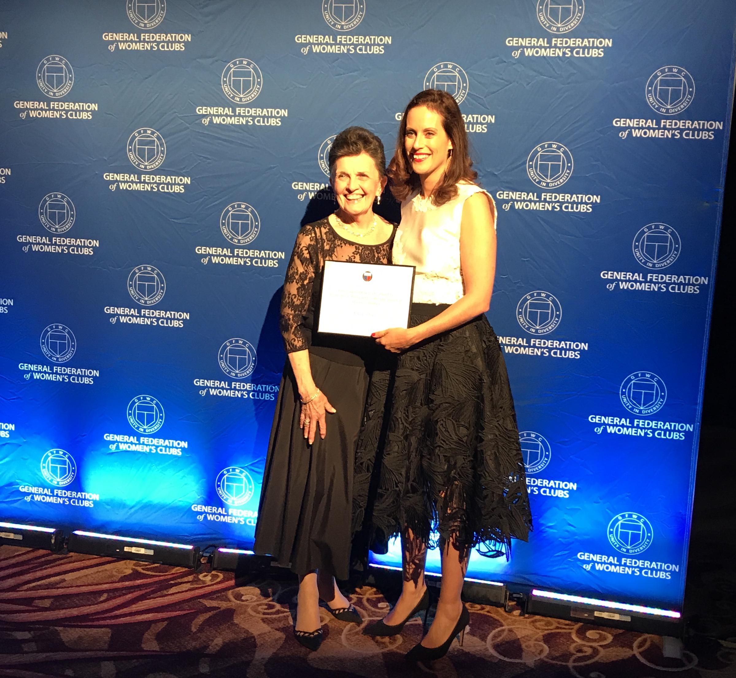 Croly Award