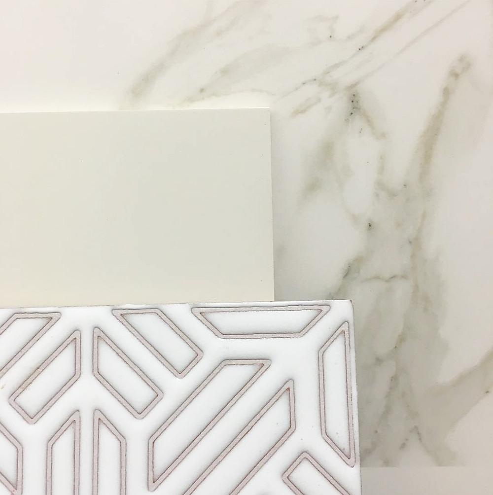 Reno Material Palette.