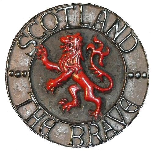 Rampant Lion of Scotland (Red)
