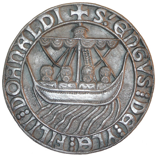 The Seal of the Lords of the Isles (or The Great Seal of Islay)