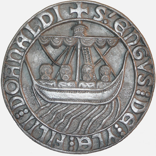 """The Seal of the Lords of the Isles (or The Great Seal of Islay) - 7"""" Across"""